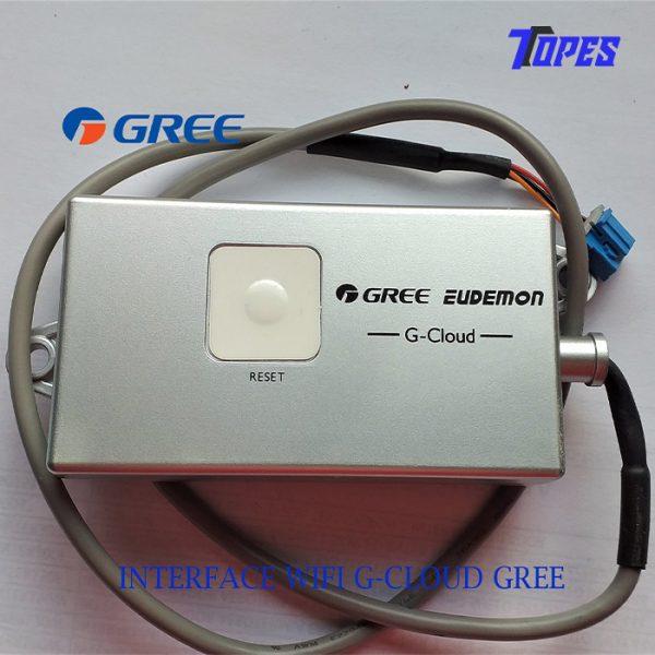 Interface WIFI G-CLOUD GREE