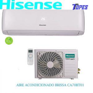 AIRE ACONDICIONADO BRISSA CA70BT01