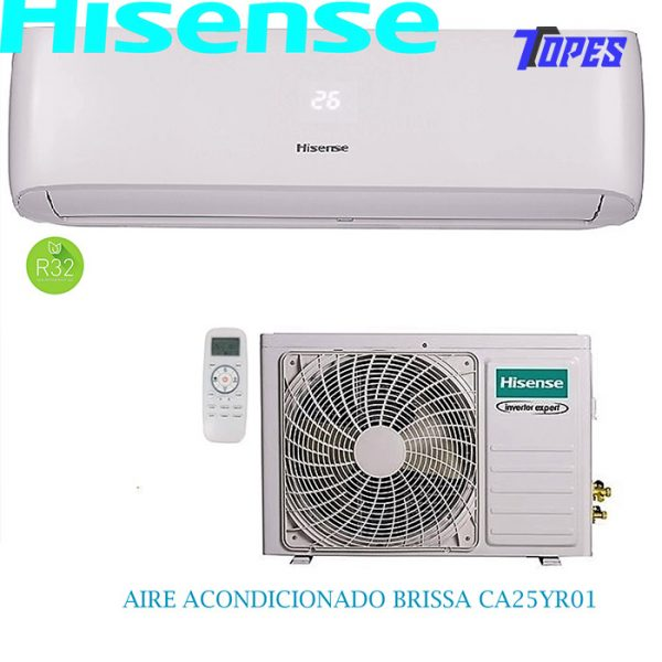 AIRE ACONDICIONADO BRISSA CA25YR01
