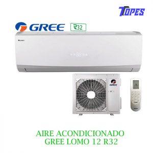 AIRE ACONDICIONADO GREE LOMO12R32