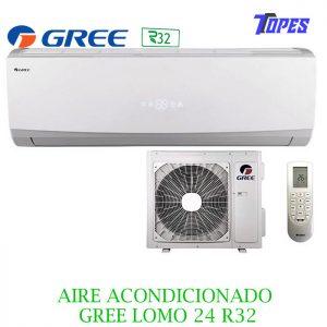 AIRE ACONDICIONADO GREE LOMO24R32