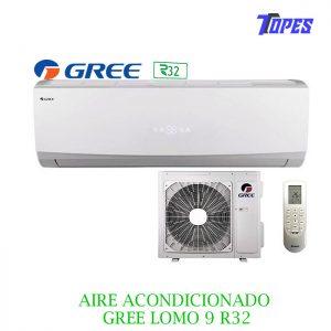 AIRE ACONDICIONADO GREE LOMO9R32