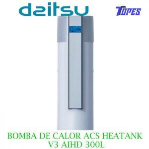 BOMBA DE CALOR ACS HEATANK V3 AIHD 300L