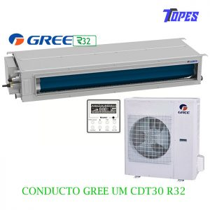EQUIPO CONDUCTO GREE UMCDT30R32