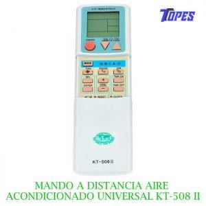 MANDO DISTANCIA UNIVERSAL KT-508II