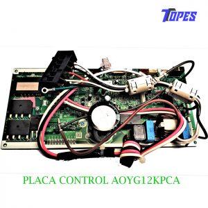 PLACA CONTROL AOYG12KPCA