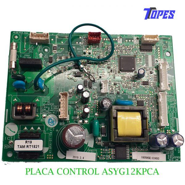 PLACA CONTROL ASYG12KPCA