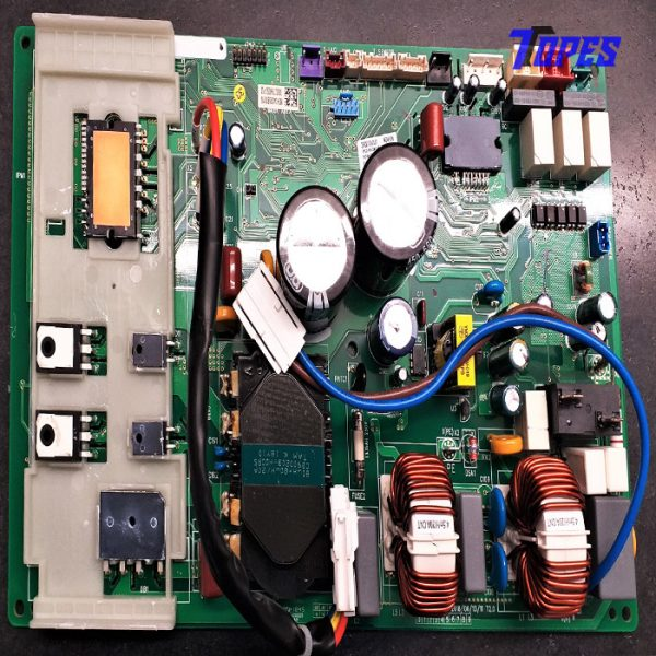 PLACA CONTROL GUD35W/NhA-T EXTERIOR GREE-TOPES