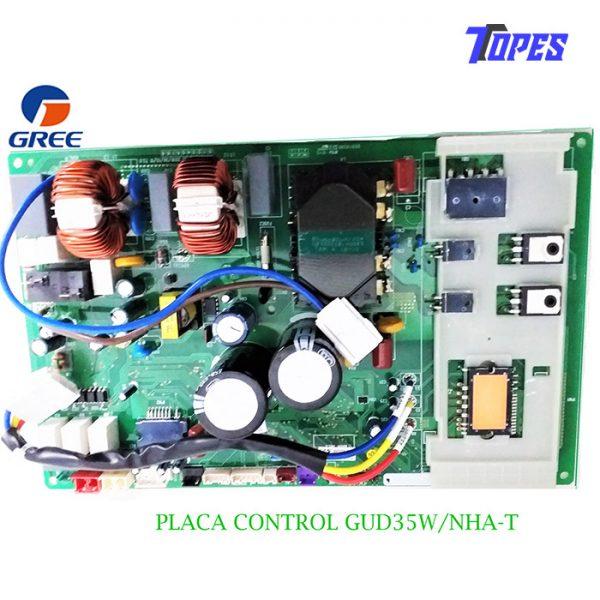 PLACA CONTROL GUD35W/NhA-T GREE
