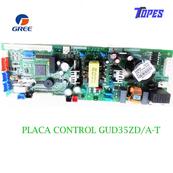 PLACA CONTROL GUD35ZD/A-T GREE