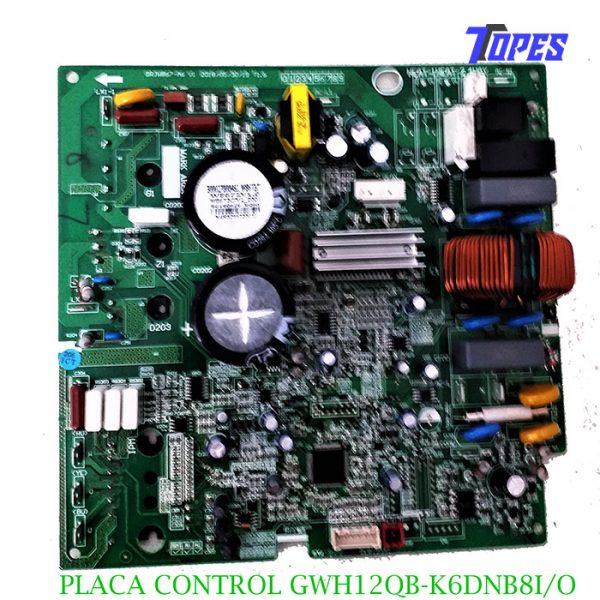 PLACA CONTROL GWH12QB-K6DNB8I/O