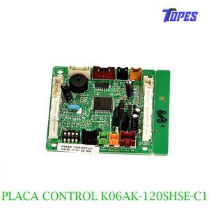 PLACA CONTROL K06AK-120SHSE-C1