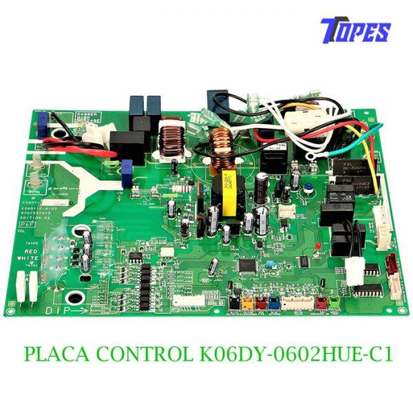 PLACA CONTROL K06DY-0602HUE-C1