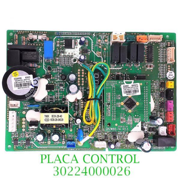 PLACA CONTROL WZ4K35_E8V10 GREE