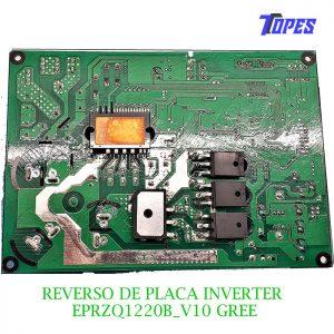PLACA INVERTER EPRZQ1220B_V10 GREE