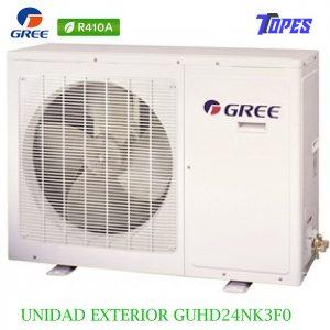 UNIDAD EXTERIOR GUHD24NK3F0 GREE