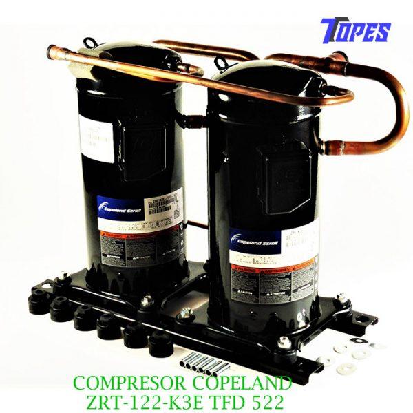 COMPRESOR COPELAND ZRT-122-K3E TFD 522