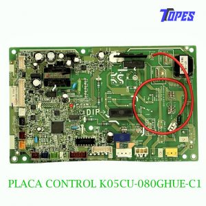 PLACA CONTROL K05CU-080GHUE-C1