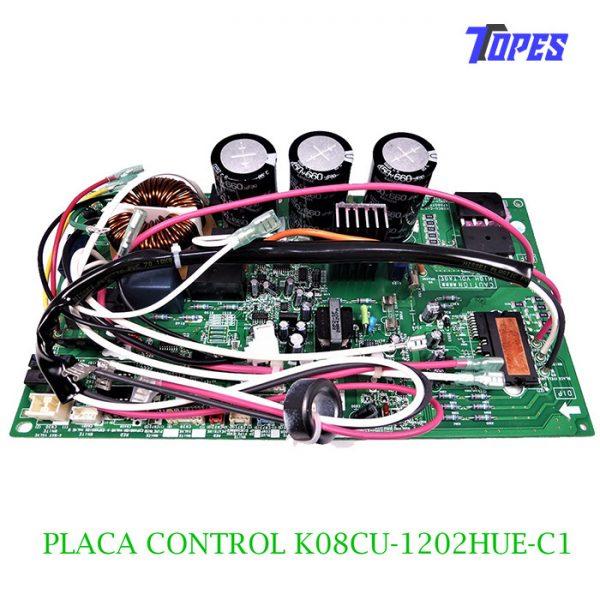 PLACA DE CONTROL K08CU-1202HUE-CI