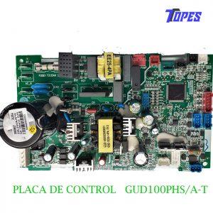 PLACA DE CONTROL GUD100PHS/A-T