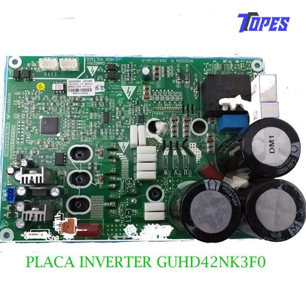 PLACA INVERTER GUHD42NK3F0