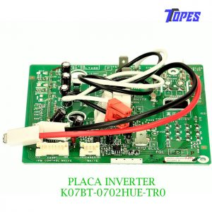 PLACA INVERTER K07BT-0702HUE-TR0