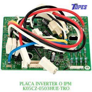 PLACA INVERTER O IPM K05CZ-0503HUE-TRO