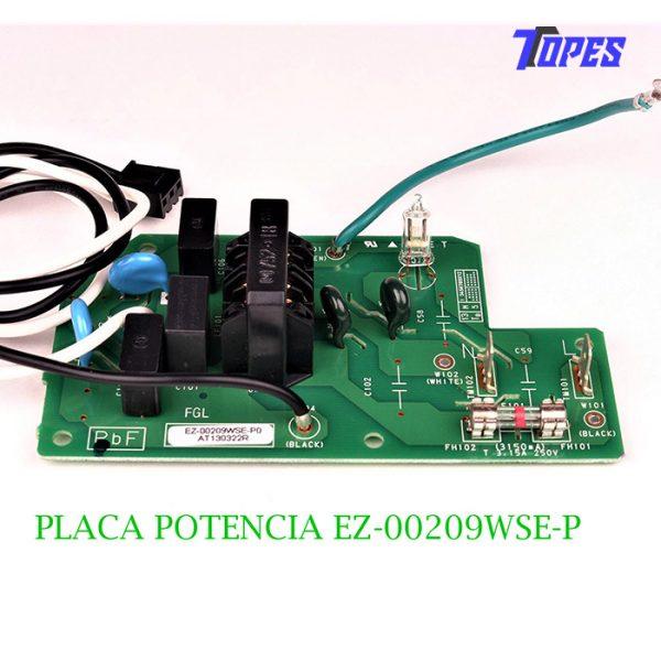 PLACA POTENCIA EZ-00209WSE-P
