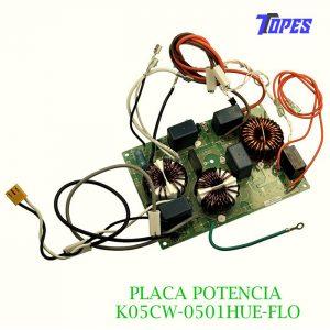 PLACA POTENCIA K05CW-0501HUE-FLO