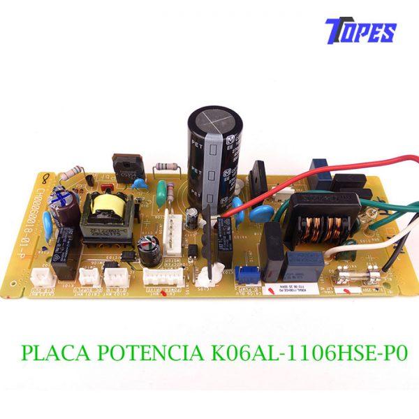 PLACA POTENCIA K06AL-1106HSE-P0