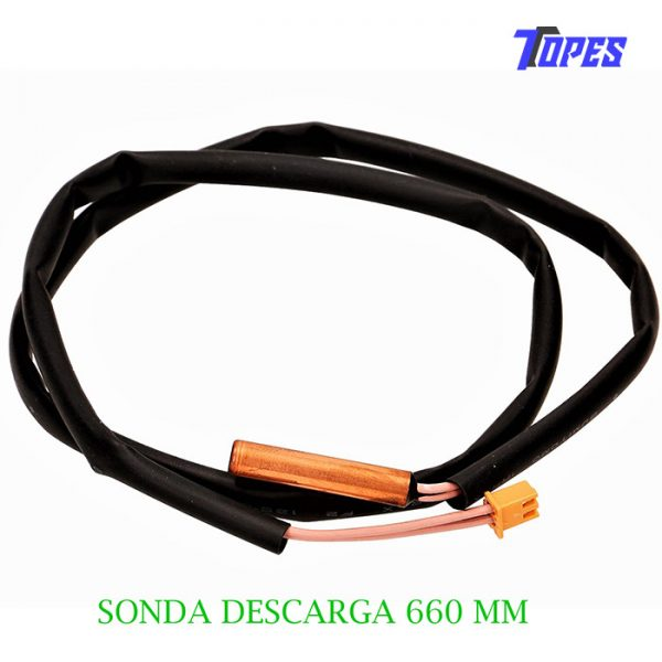 SONDA DESCARGA 660 MM
