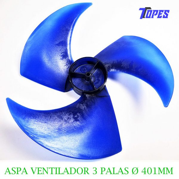ASPA VENTILADOR 3 PALAS Ø 401mm