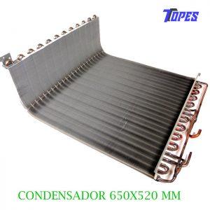 CONDENSADOR 650X520 MM