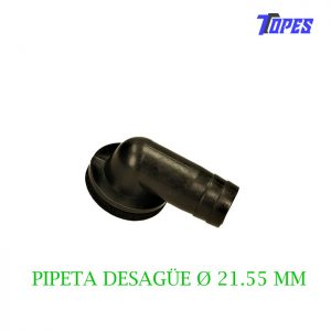 PIPETA DESAGÜE Ø 21.55 MM