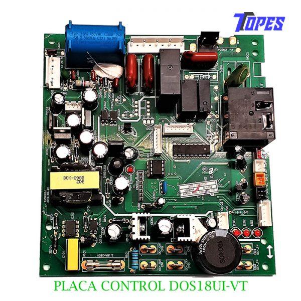 PLACA CONTROL DOS18UI-VT