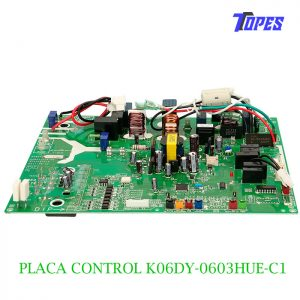 PLACA CONTROL K06DY-0603HUE-C1