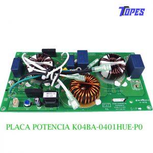 PLACA POTENCIA K04BA-0401HUE-P0