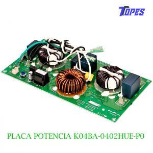 PLACA POTENCIA K04BA-0402HUE-P0
