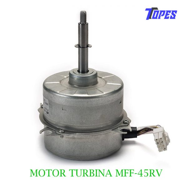 MOTOR TURBINA MFF-45RV