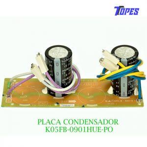 PLACA CONDENSADOR K05FB-0901HUE-PO