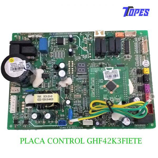 PLACA CONTROL GHF42K3FI