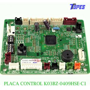 PLACA CONTROL K03BZ-0409HSE-C1