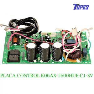 PLACA CONTROL K06AX-1600HUE-C1-SV