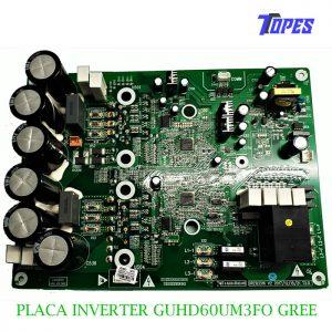 PLACA INVERTER GUHD60UM3FO GREE