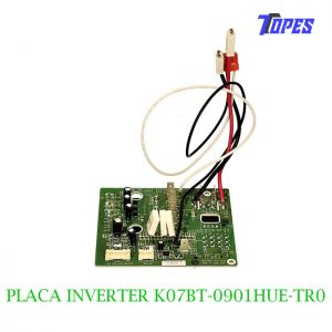 PLACA INVERTER K07BT-0901HUE-TR0