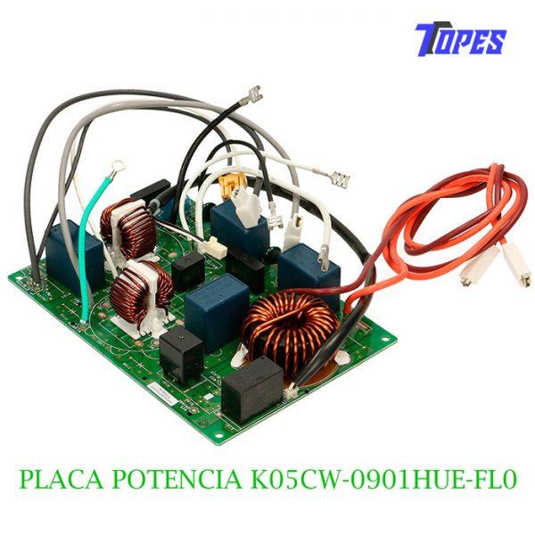PLACA POTENCIA K05CW-0901HUE-FL0