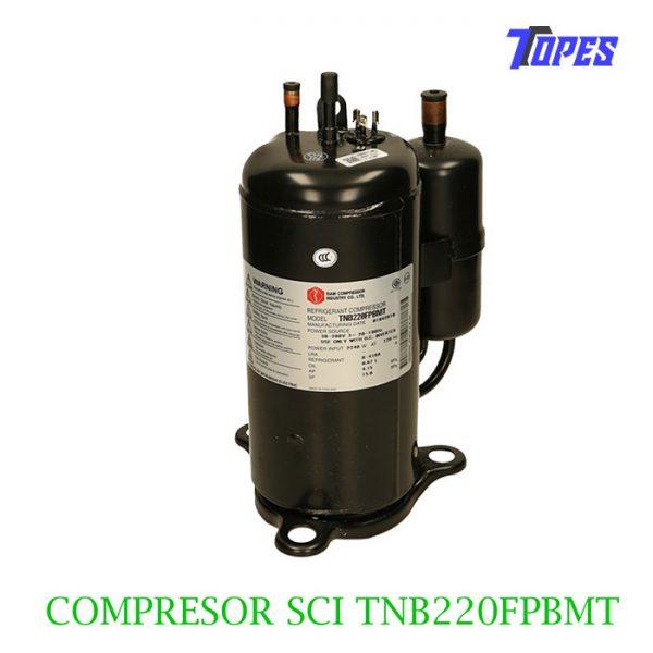 COMPRESOR SCI TNB220FPBMT