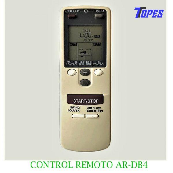CONTROL REMOTO AR-DB4