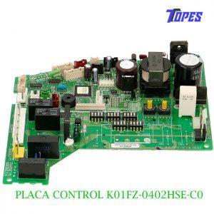 PLACA CONTROL K01FZ-0402HSE-C0