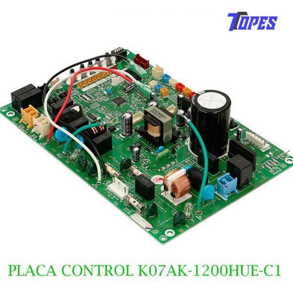 PLACA CONTROL K07AK-1200HUE-C1